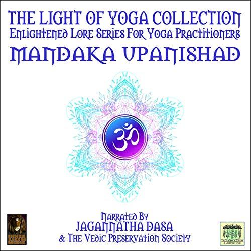 Mandaka Upanishad audiobook cover art