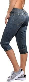 Best d jeans capris Reviews