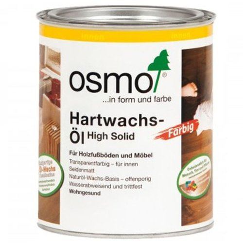 Osmo Hartwachs-Öl Farbig 3071 Honig 2,5 Liter