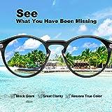 Zoom IMG-2 carfia retro rotondi occhiali da