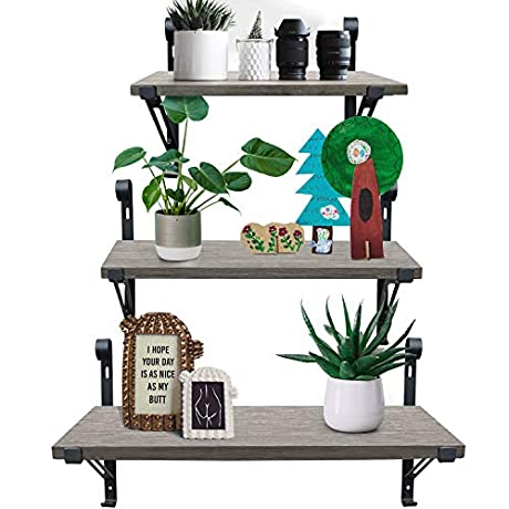 50%OFF  Floating shelves ☑  With Code $11.99