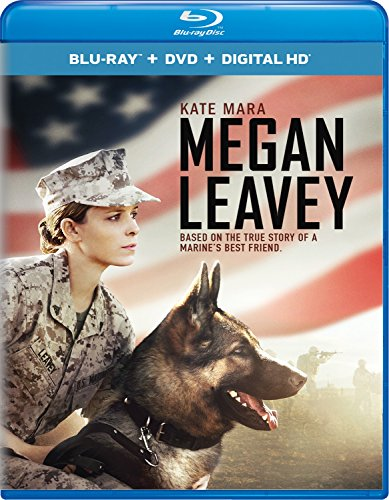 Megan Leavey - Blu-ray + DVD + Digital