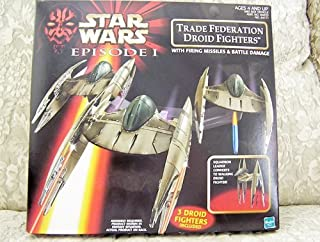 Star Wars Episode I Trade Federation Droid Fighters