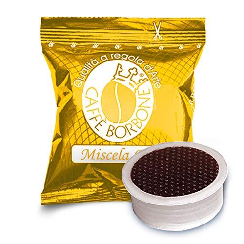 Caffè Borbone - Mélange Or - Confection de 100 Capsules de Cafè - Compatibles avec le machine Lavazza Espresso Point