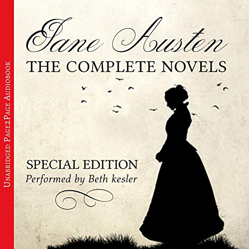 Jane Austen - The Complete Novels - Special Edition audiobook cover art