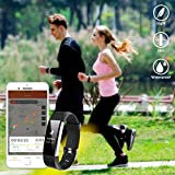 Zoom IMG-1 chereeki fitness tracker ip67 impermeabile