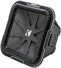 Kicker L715 Q-Class 15-Inch (38cm) Square Subwoofer, Dual Voice Coil 2-Ohm