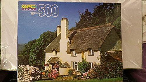 descuento de bajo precio SCENIC SCAPE SERIES 500 PIECE PUZZLE SELWORTHY, SELWORTHY, SELWORTHY, ENGLAND by GPC PUZZLES  60% de descuento