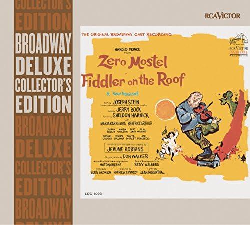 Original Broadway Cast of Fiddler on the Roof
