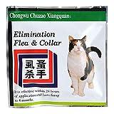 Hamado Ungezieferband für Hunde und Katzen gegen Zecken und Flöhe Flohband (Katze)