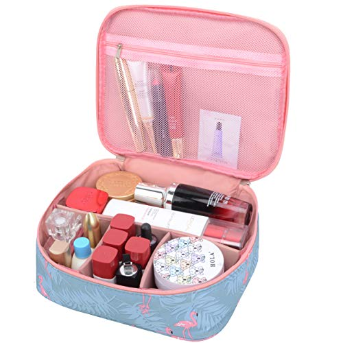 MKPCW Portable Travel Makeup Cosmetic Bags Organizer Multifunction Case Toiletry Bags for Women (color1)