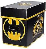 Ultra Pro Caja Batman Comic Box DC Comics Official Merchandising Cajas Almacenaje de Adornos Festivos Artículos para el hogar Unisex Adulto, Multicolor (Multicolor), única