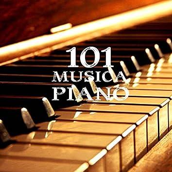 101 Musica Piano: Canciones para Piano, Música Clásica Relajante, Musicoterapia y Meditación