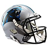 Riddell Carolina Panthers Officially Licensed Speed Full Size Replica Football Helmet