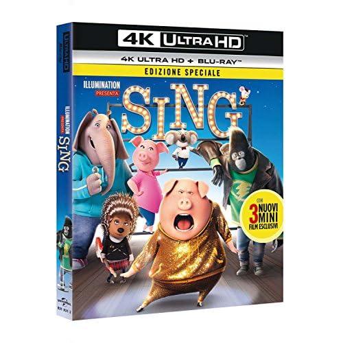 Sing (4K + Br)