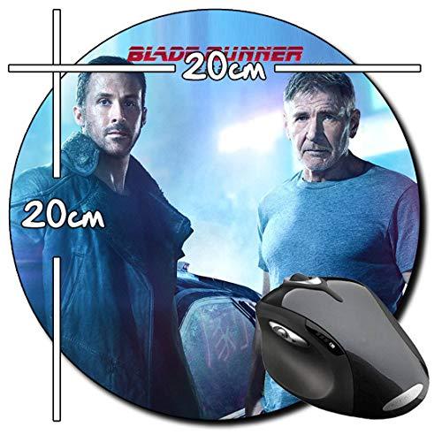 Blade Runner 2049 Harrison Ford Ryan Gosling B Rund Mauspad Round Mousepad PC