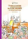 Famille Quichon : 7 milliards de cochons et Gloria Quichon par Vaugelade