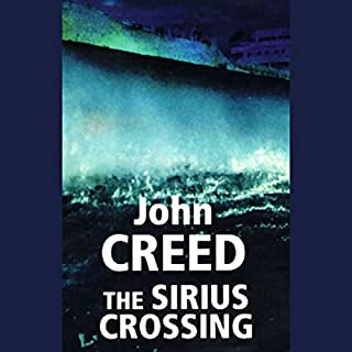 The Sirius Crossing audiobook cover art