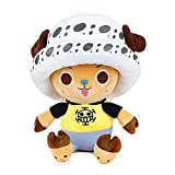 One Piece Toei Animation Tony Tony Chopper Costume Trafalgar Law Anime Manga Plush Toy 12'