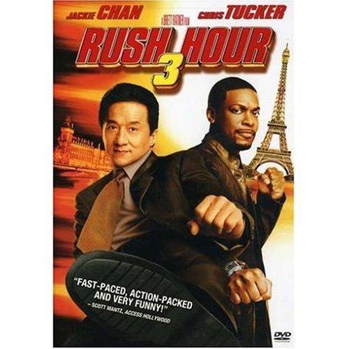 Rush Hour 3 (2007) Jackie Chan; Chris Tucker