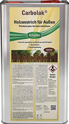 Hausmarke CARBOLAK Imprägnieröl 5l naturbraun