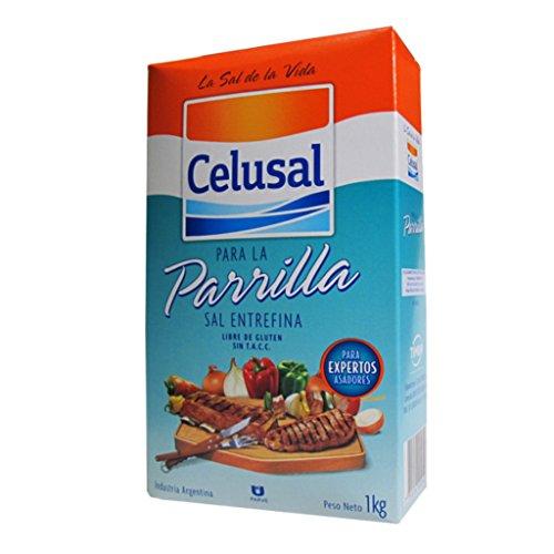 Celusal–Sal entrefina–Körnung von Salz Medium für Grill