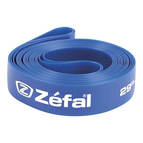 ZEFAL 29540 Blíster de 2 Cintas, llanta, PVC, 29-28-22 mm