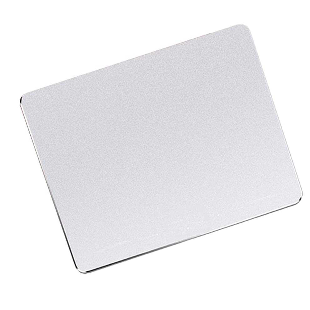 Bgthj Office Game Student Waterproof Thick Metal Large Laptop Mouse pad, 240mm300mm (Color : 240mm300mm)