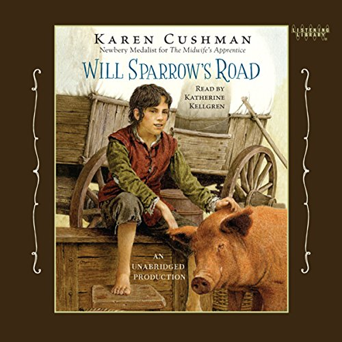 Will Sparrow's Road audiobook cover art