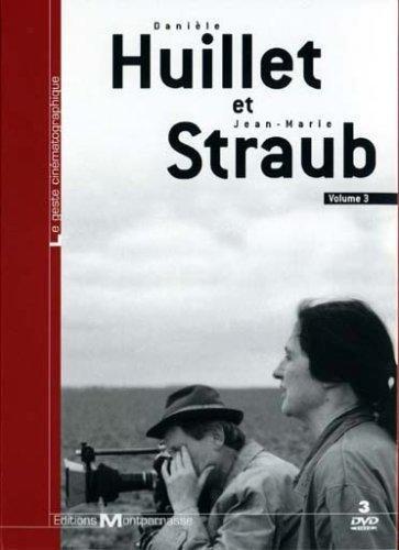 Danièle Huillet et Jean-Marie Straub - Volume 3 [FR Import]