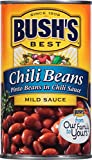Bush's Best Mild Pinto Chili Beans, 27 oz (12 cans)