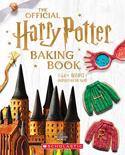 The Official Harry Potter Baking Book: 40+ Recipes Inspired by the Films (English Edition)