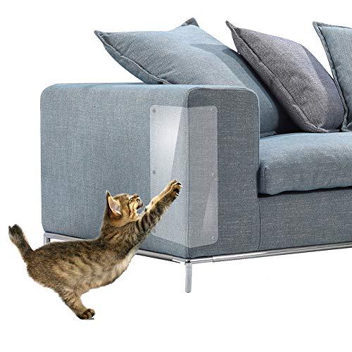 Aida Bz Cat Fournitures Chat Sofa Anti-Grab Autocollants avec des Ongles pour Les canapés en Tissu Cat Toys Cat Scratch Board