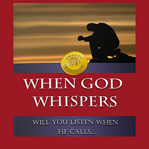 When God Whispers audiobook cover art
