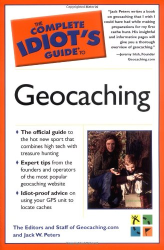 The Complete Idiot's Guide to Geocaching ✅