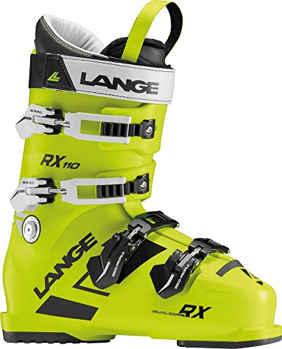 Lange - Chaussures De Ski RX 110 Homme - Homme - Taille 39 - Jaune