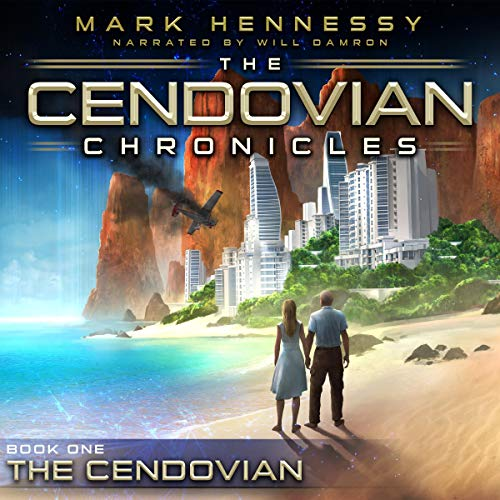 The Cendovian audiobook cover art