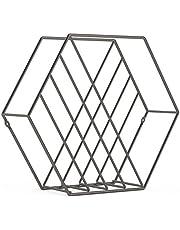 Umbra ZINA TITAN, METALL TITAN, grå, 33 x 33 x 7 cm