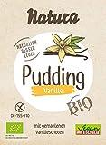 Natura Bio Pudding Vanille 3er-Pack, 120 g