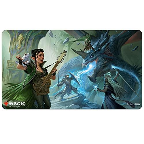 Avventure nei regni dimenticati Playmat V1 per Magic: The Gathering