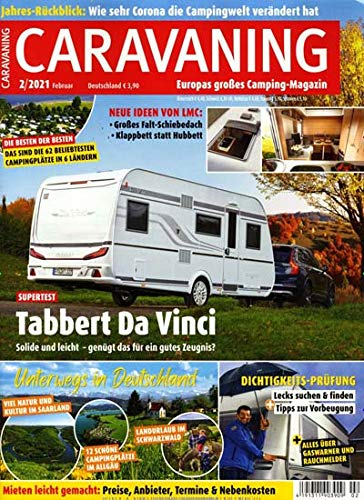 Caravaning Camping Magazin 2/2021