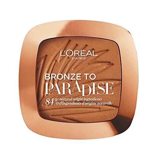 L'Oréal Paris Bronzer Back to Bronze Gentle Matte Bronzing Powder 9 g