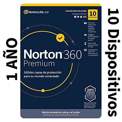 medias de red precio fabricante Norton