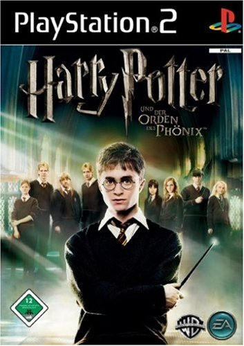 Electronic Arts Harry Potter and the Order of the Phoenix PlayStation2