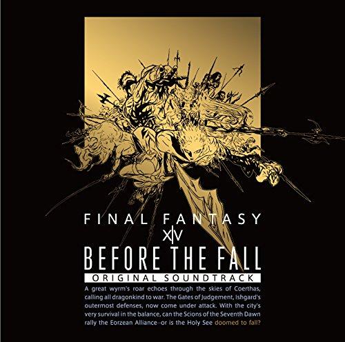 BEFORE THE FALL FINAL FANTASY XIV Original Soundtrack(映像付サントラ/Blu-ray Disc Music)