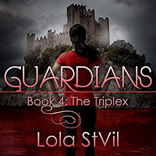 Guardians: The Triplex     The Guardians Series, Book 4              By:                                                                                                                                 Lola StVil                               Narrated by:                                                                                                                                 Jennifer O'Donnell,                                                                                        Adam Chase                      Length: 7 hrs and 16 mins     116 ratings     Overall 4.8