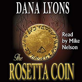 The Rosetta Coin audiobook cover art