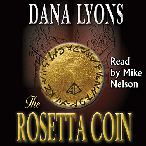The Rosetta Coin audiobook cover art