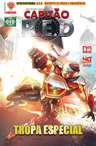 Capitão R.E.D: Distrito de Risco e Emergência (Portuguese Edition)