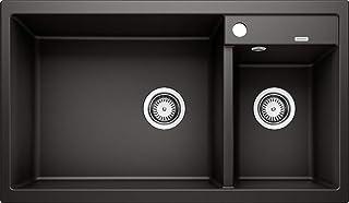 BLANCO 525936 METRA 9 Küchenspüle, schwarz